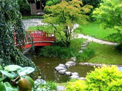 Английский сад – основа основ