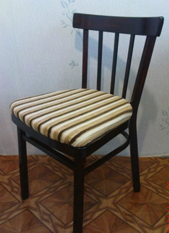 Уроки мастерства. Как сделать перетяжку стульев