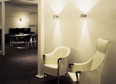 Настенные светильники - оригинальное решение в дизайне интерьера