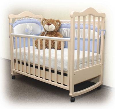 Что нужно знать в процессе выбора детской кроватки?