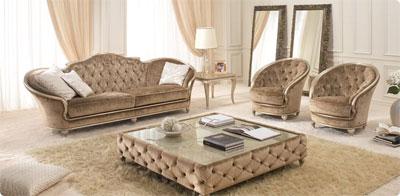 Стилевые особенности итальянской мебели