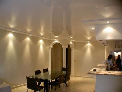 Встраиваемые люминесцентные светильники