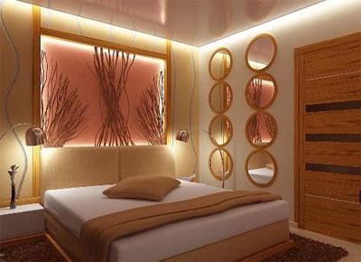 Основы освещения спальни