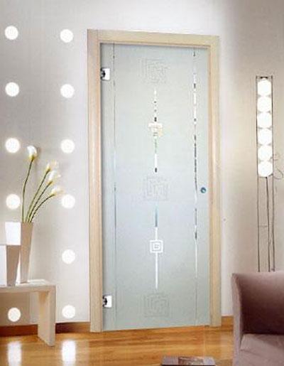 О преимуществах стеклянных межкомнатных дверей