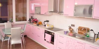 Ваша розовая кухня