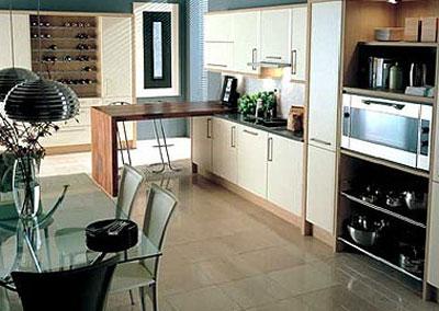 Дизайнерские советы по обустройству кухни