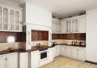 Материалы для отделки стен в кухне