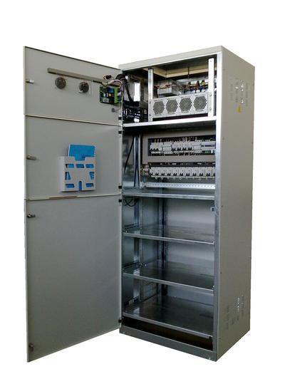Немного о шкафах управления оперативным током