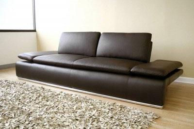 Правила эксплуатации кожаной мебели