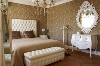 Разработка комфортного интерьера спальни