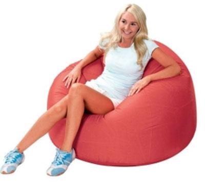 Современная надувная мебель
