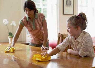 Уход за деревянной мебелью: некоторые правила