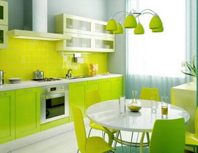 Кухонный дизайн самостоятельно