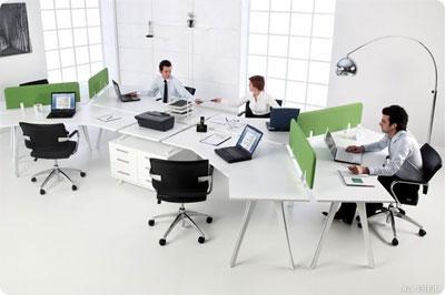 Офисная мебель для новой компании