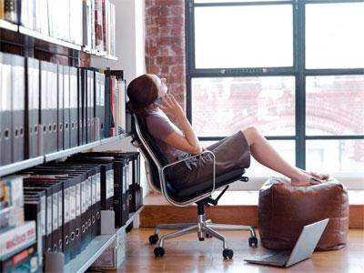 Основные принципы выбора офисного кресла