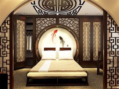 Спальня в индийском стиле – положительный заряд на всю жизнь