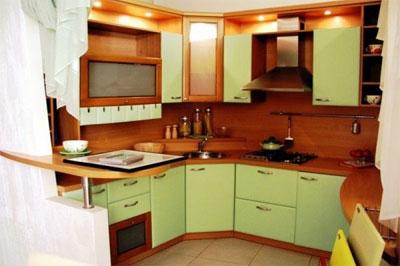 Аспекты выбора кухонной мебели