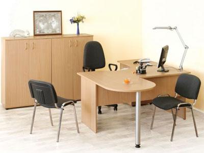 Эргономичные офисные столы