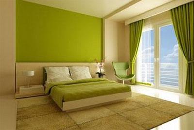 Идеальный цвет для спальни