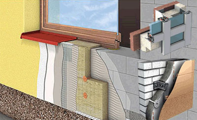Как правильно устанавливать навесные фасады