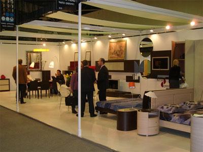 Выгодно купить мебель можно на выставке