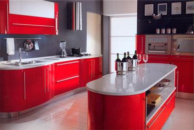 Популярные материалы для производства кухонных столешниц