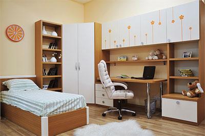 Мебель для детской. Максимум свободы