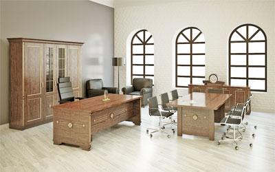 Где приобрести мебель для офисных помещений по доступной цене?