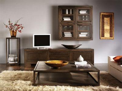 Мебель из дерева - чудо интерьер