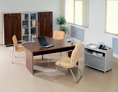 Офисная мебель и оргтехника – идеальный тандем