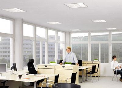 Офисный свет по всем правилам