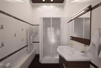 Оформляем интерьер ванной комнаты