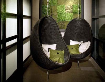 Плетеные кресла для вашего интерьера