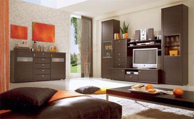 Советы по выбору мебели в гостиную