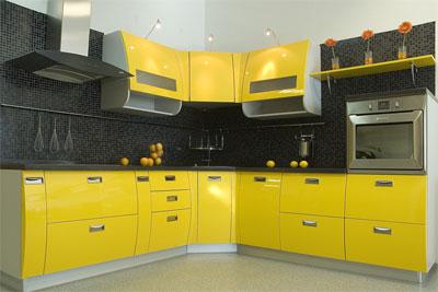 На что нужно обратить внимание при выборе мебели на кухню