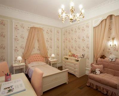 Проблематика выбора обоев для детской комнаты
