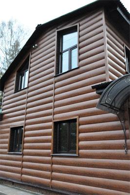 Сочетание внешнего и внутреннего декора дома