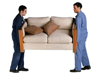 Способы доставки мебели из магазина