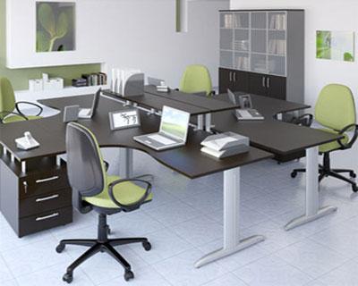 Стилистика офисной мебели