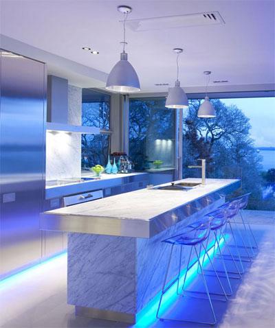 Разнообразные варианты освещения, выбор ламп