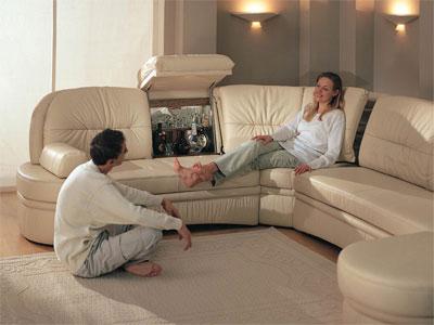Выбор обивки мягкой мебели