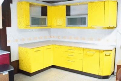 Выбираем фасады для кухонного гарнитура