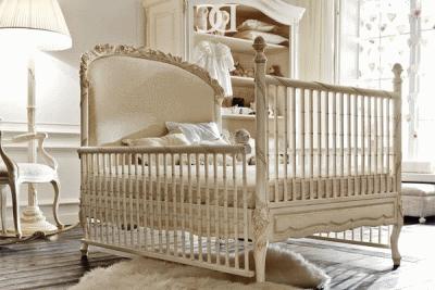 Итальянская детская мебель