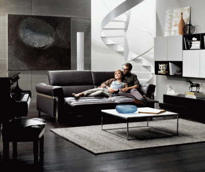 Кожаная мебель: как за ней ухаживать?