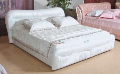 Идеальный выбор для вашей спальни – кожаные кровати