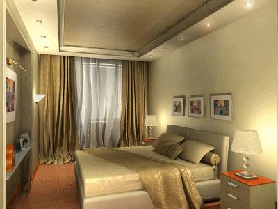 Как выбрать кровать для небольшой спальни