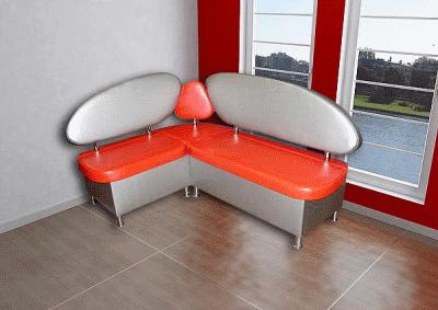 Кухонный уголок – комфорт и экономия пространства
