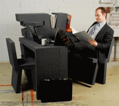 Мебель для небольшого офиса