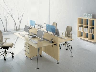 Мебель для персонала – важнейший элемент офиса