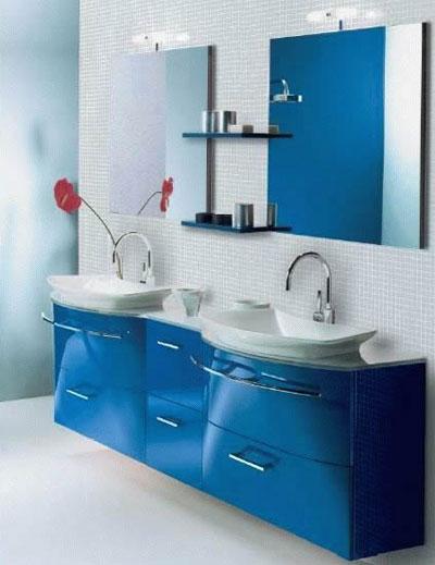 Мебель для ванной комнаты: актуальные современные решения